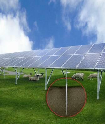 stra kirchen gr ter solarpark deutschlands solar. Black Bedroom Furniture Sets. Home Design Ideas